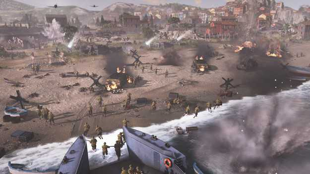Company of Heroes 3 has been announced
