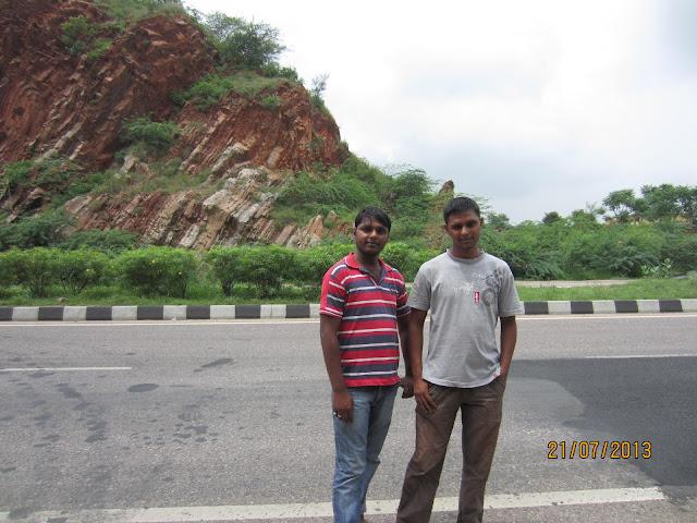 jaipur agra highway