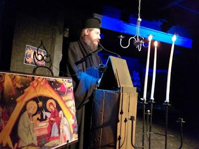 Για το καθάριο πνεύμα των Χριστουγέννων εκδήλωση με ομιλητή τον π. Μεθόδιο στην Ηγουμενίτσα