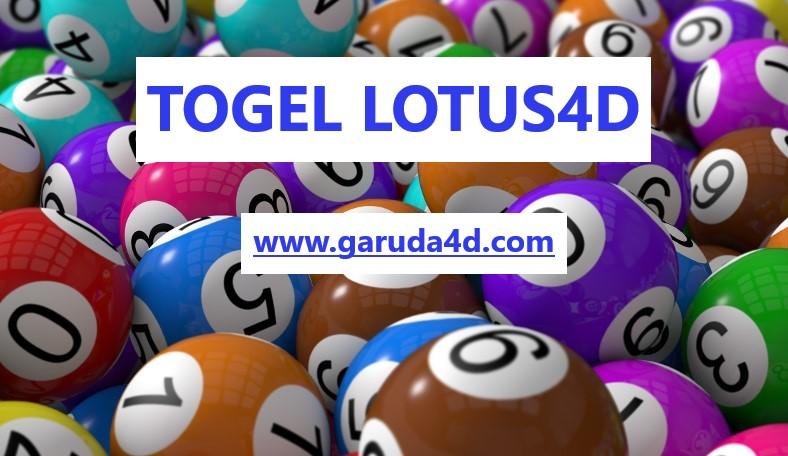 Togel Lotus4D Garuda4D.com