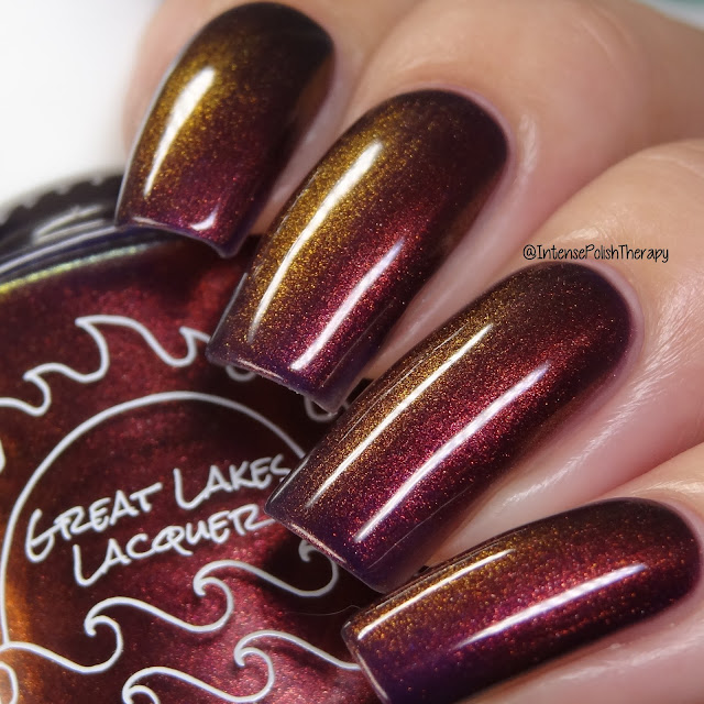 Great Lakes Lacquer Creatures of Night Brought to Light!