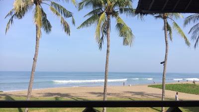 Brunch at La Lucciola, Bali