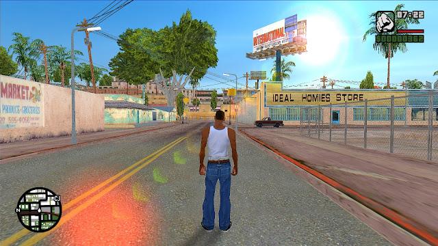 GTA San Andreas Best Graphics Present 2021