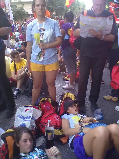 Fotos de la JMJ 2011 en Madrid