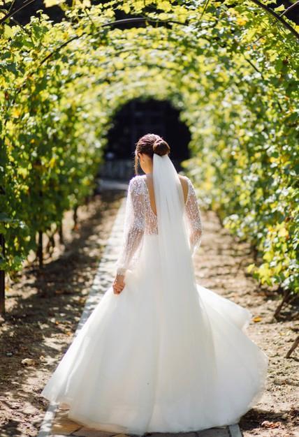 عروس تقضي حفل زفافها في المرحاض .. إليك التفاصيل