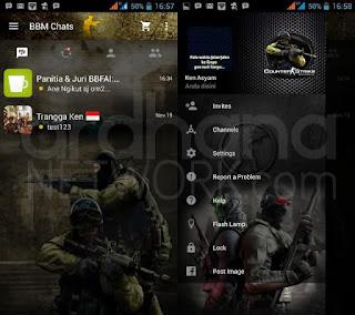 Preview BBM Counter Strike v2.10.0.35 Apk Terbaru