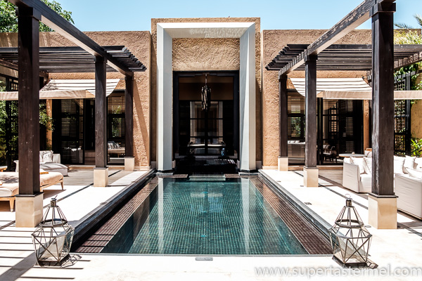 Supertaster Mel Morocco Marrakech Review Mandarin
