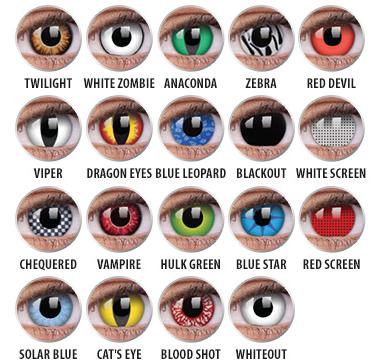 d73482da0adb7c Myślę, że osoby używające kolorowych soczewek można podzielić na te, które  chcą zmienić swój kolor oczu na chwilę, np. przy okazji imprezy czy sesji  ...