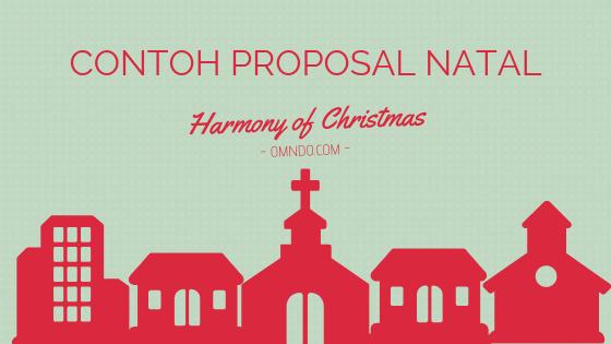 Contoh Proposal Natal