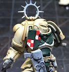 Dark Angels Indomitus Deathwing Bladeguard WIP