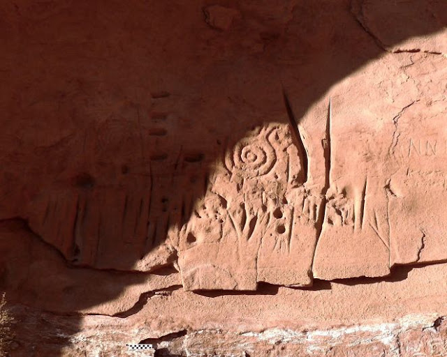 800-year-old rock drawings at Mesa Verde linked to astronomic observations