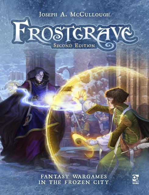 [Jeu Figurines] Frostgrave  9781472834683