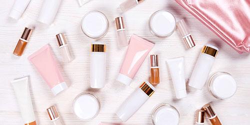 Productos de limpieza facial
