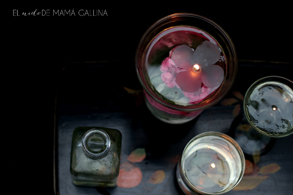 oil candle