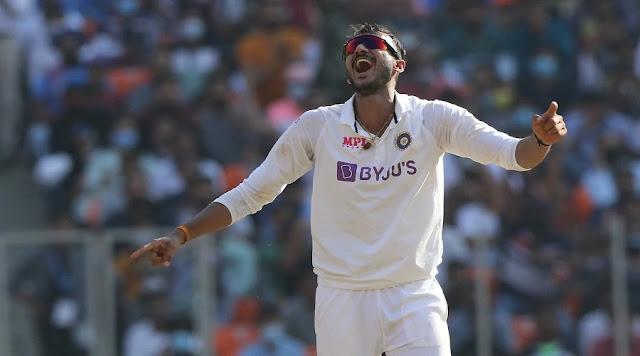 टेस्ट क्रिकेट में अनोखी उपलब्धि हासिल करने वाले दुनिया के पहले स्पिनर बने अक्षर पटेल