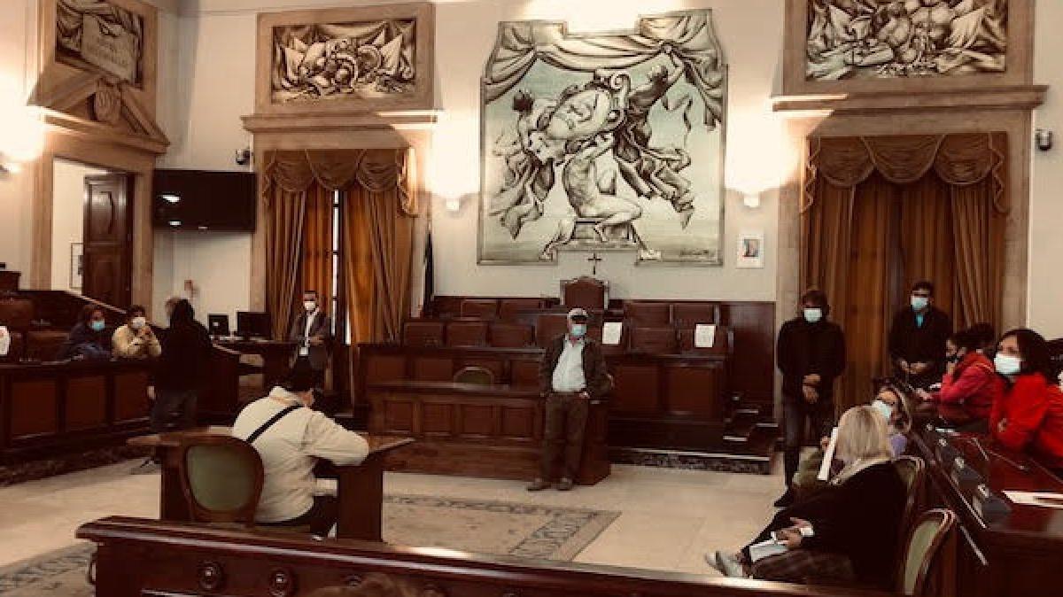 Mozioni approvate dal Consiglio Comunale di Catania