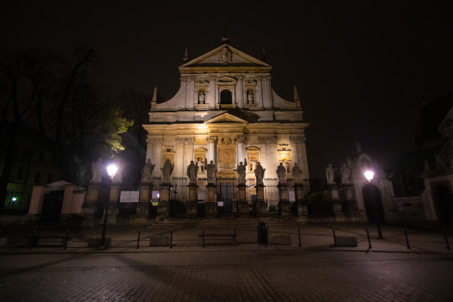 Chiesa dei Santi Pietro e Paolo-Cracovia