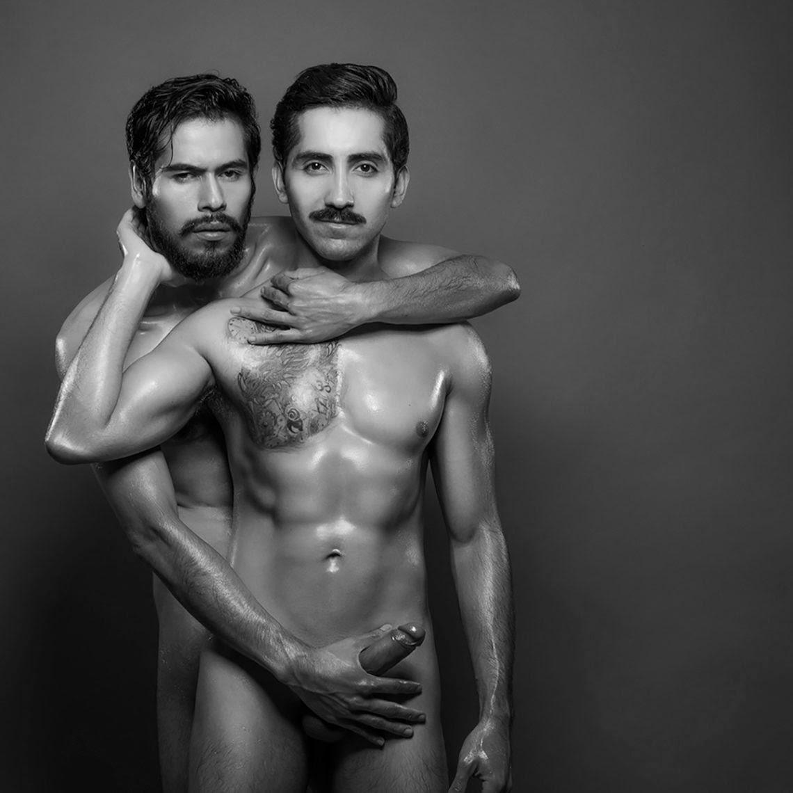 Smooth Coupling, by Carlos Martínez Guzmán ft Tobías Dragón and Francisco Garibay (NSFW)