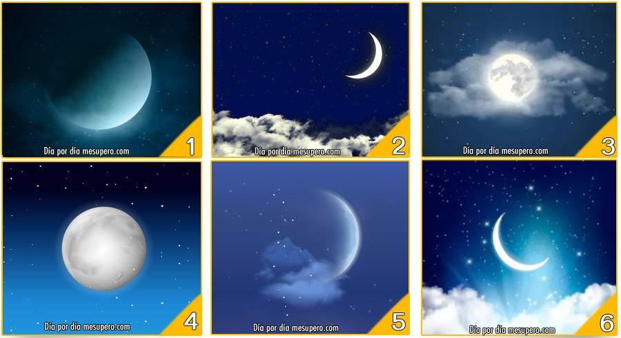 Test: la luna que elijas te revelará lo más importante en tu vida