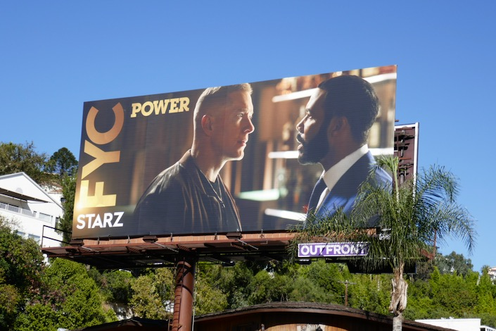 Power season 6 Starz FYC billboard