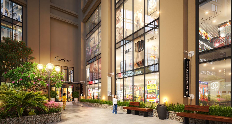 Trung tâm thương mại King Palace