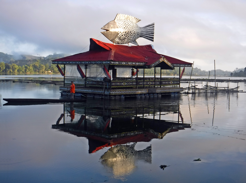 Iconic Floating Restaurant Punta Isla Lake Resort