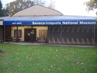Seneca-Iroquois National Museum Salamanca, NY