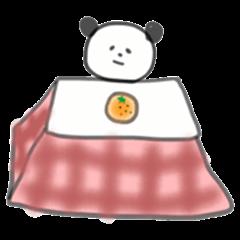 panda to tsukaeru stamps