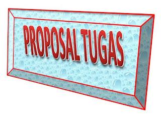 Contoh Proposal Tugas Akhir Yang Baik dan Benar