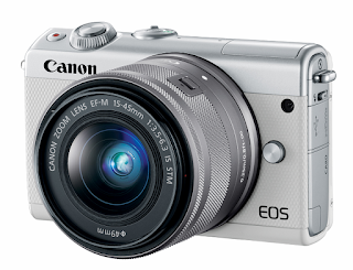 New Canon EOS M100 Mirrorless Camera Launch Update