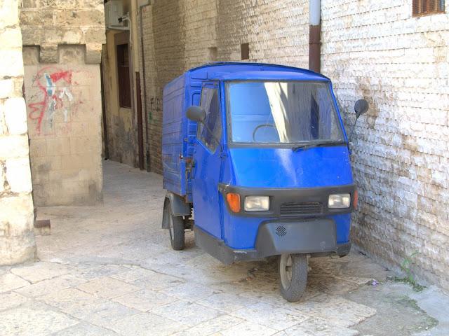 uliczki w Bari, urokliwe zakątki