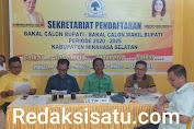 Golkar Minsel buka Pendaftaran Bakal Calon Bupati Dan Wakil Bupati
