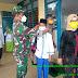 Bertingkatnya Kasus Covd-19 di Padang  Babinsa Koramil 03/Padang Selatan Terus Sosikan Protokol Kesehtan Ke masyarakatalisi