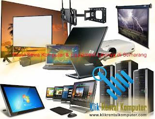 pusat sewa rental laptop komputer proyektor tv touchscreen di Semarang, pusat sewa notebook di Semarang, pusat sewa komputer di Semarang
