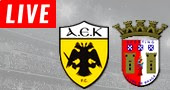 AEK Athens LIVE STREAM streaming