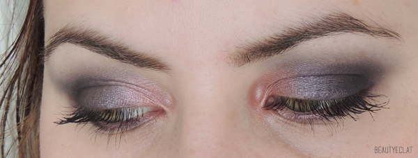 revue avis test maquillage pas a pas facile automnal beauty marked mac