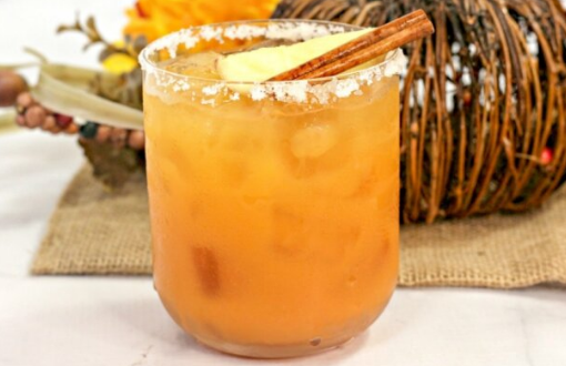 Thanksgiving Margarita Recipe #drink #margaritas #cocktail #recipes #sangria