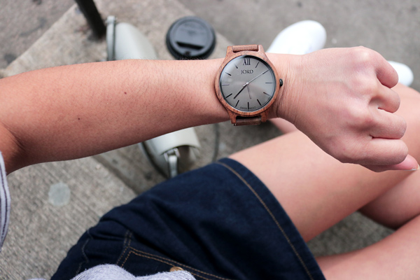 Jord Watches, Unique Watch, Wood, Women, Spring Accessory