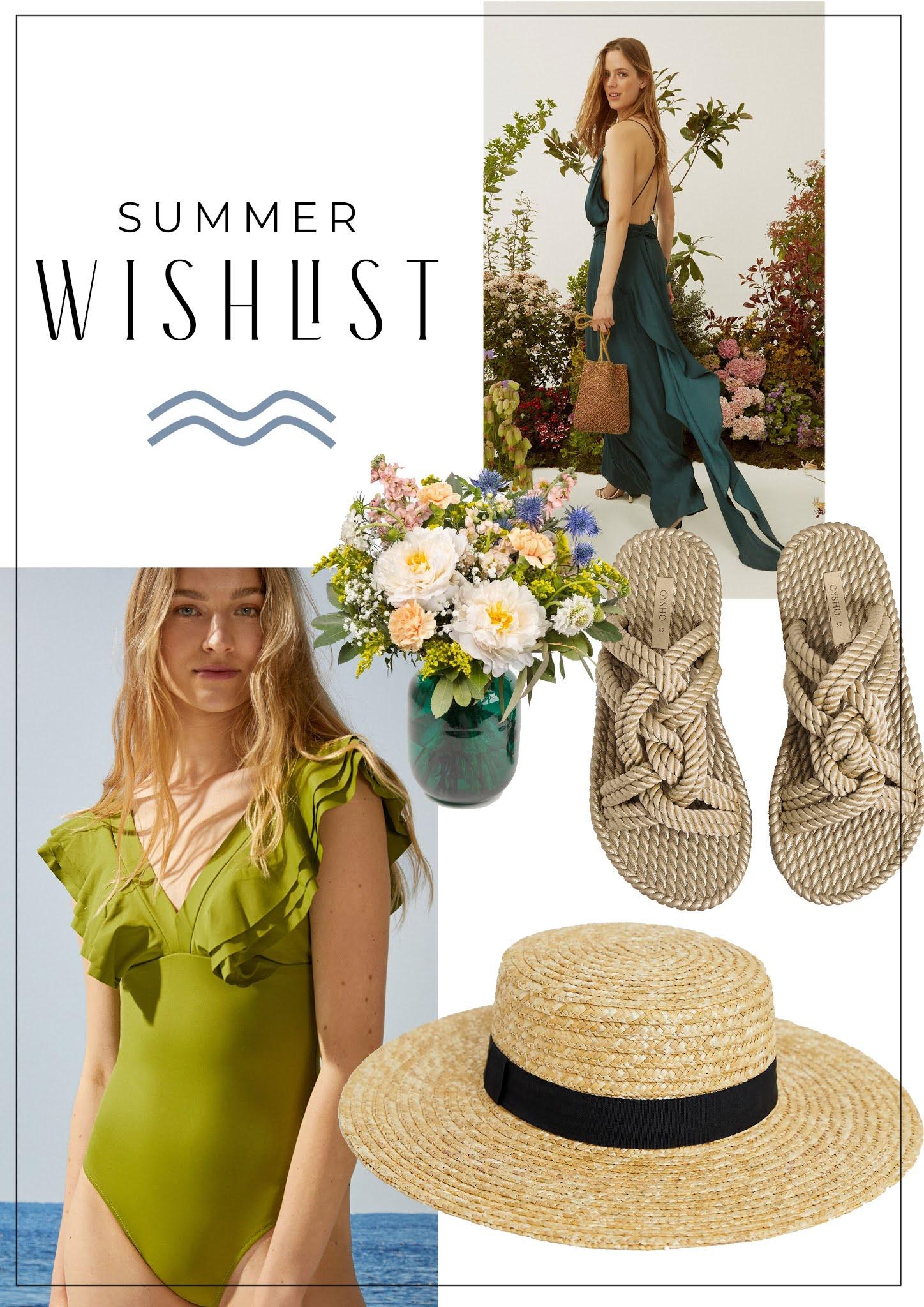 Summer wishlist | wide image