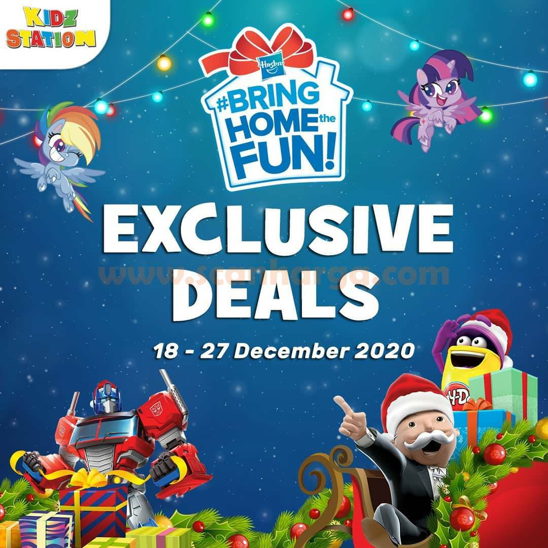 KIDZ STATION Bring Home The Fun! Exclusive Deals up to 50% Off*