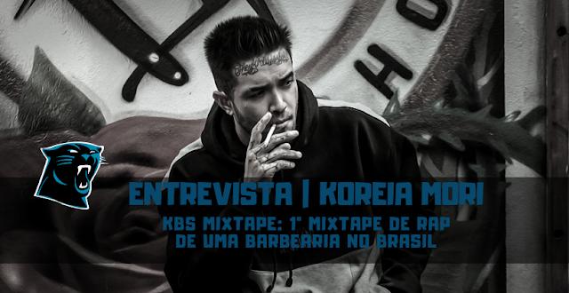 Koreia Mori | Barba, uns corte chave e a 1º mixtape de rap de uma barbearia no Brasil
