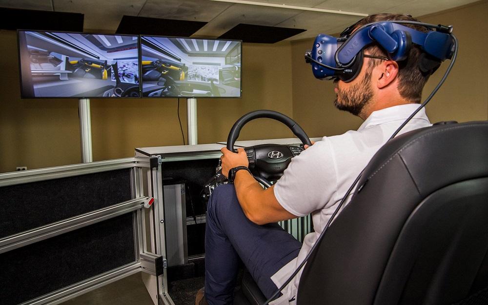 Virtual Seat Buck