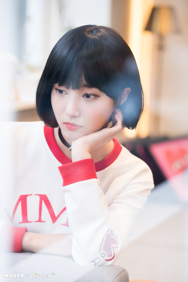 MOMOLANDs Yeonwoo Looks Absolutely Gorgeous In Short Hair  Daily K Pop News