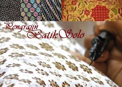database produsen batik di Surakarta Jawa Tengah
