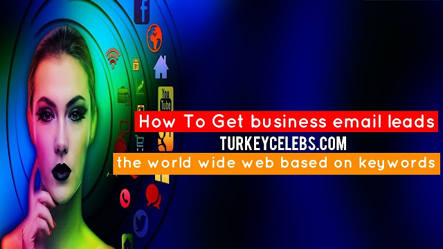 How To Get business email leads