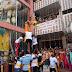 हनुमंत धाम में जन्माष्टमी पर हांडी फोड़ कार्यक्रम आयोजित: Hanumant Dham Mandir, Sector 40 Chandigarh, Krishan Janamashatmi