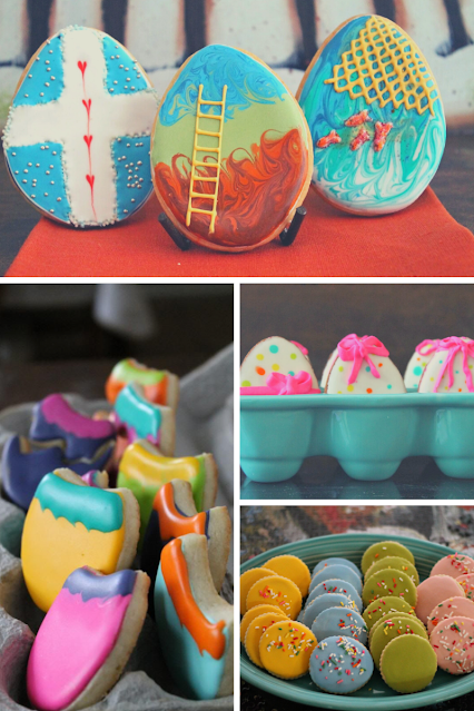 Best Easter Decorated Cookies @ www.thecookiecouture.com
