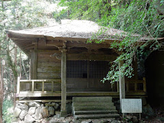 滝山不動奥の院