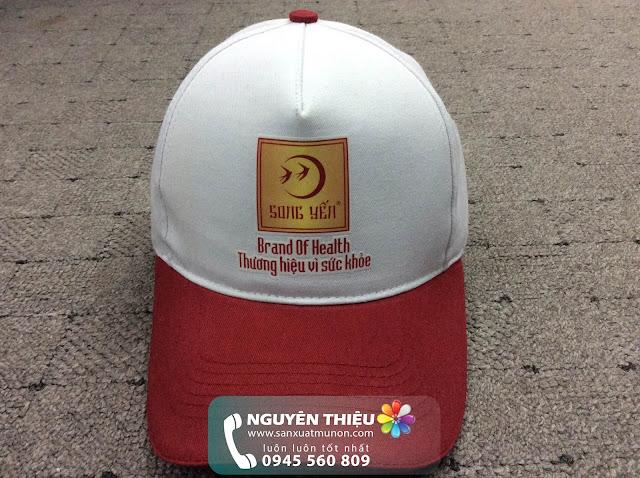 Xưởng may nón quảng cáo, cơ sở may nón quảng cáo, may nón giá rẻ