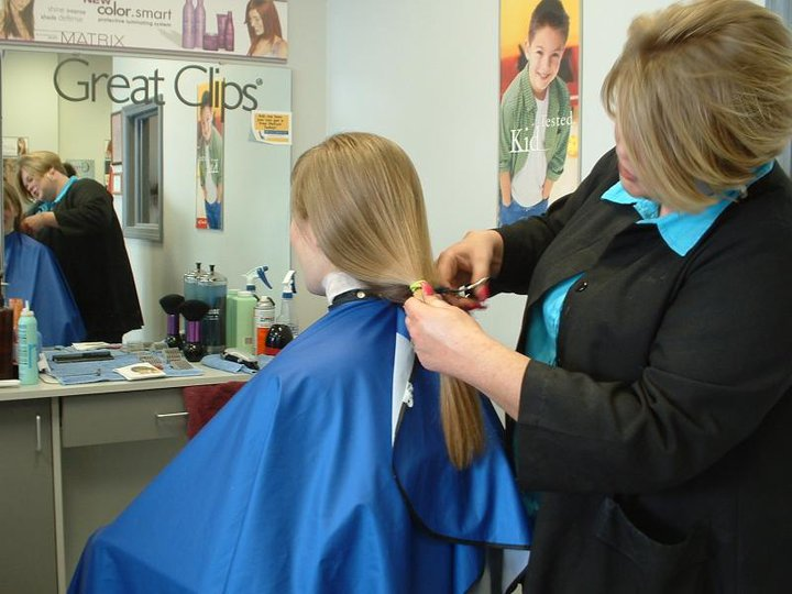Hair Care Tips: Great Clips Makeover